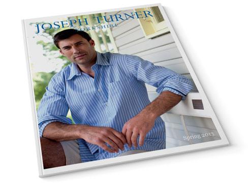 catalogue design and production photography pure creative marketing leeds yorkshire joseph turner