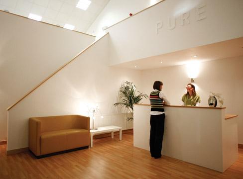 Pure studio facilities4 pure creative marketing design for Home design agency leeds