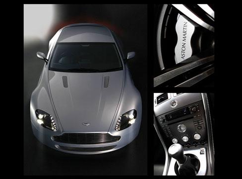 car photography aston martin studio vehicle automotive profile