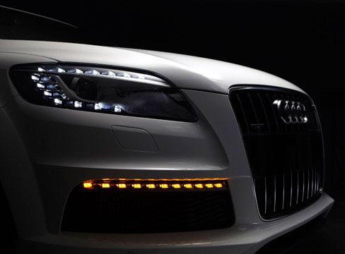 Automotive Car Photography Audi Q7 Pure Creative