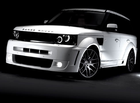 Range Rover Onyx >> Studio Car Photography – Range Rover Onyx | Pure Creative Marketing Design Agency Leeds