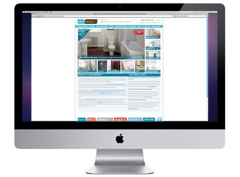 ecommerce web design liberty magento stock control basket pure leeds