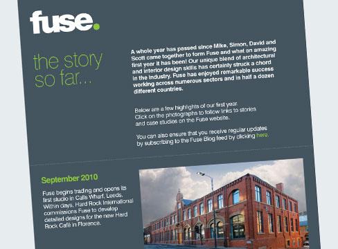 Email Marketing Fuse Pure Creative Marketing Design Agency Leeds