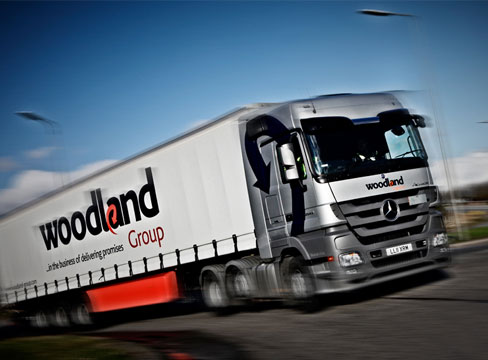 location photography mercedes lorry action commercial vehicle pure design shoot leeds