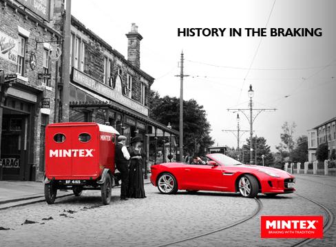 Automotive Photography Mintex Brakes Pure Creative Marketing Design Agency Leeds