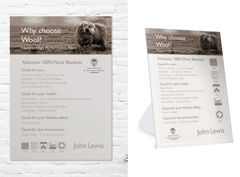 point of sale pos pure creative marketing packaging leeds yorkshire design photography