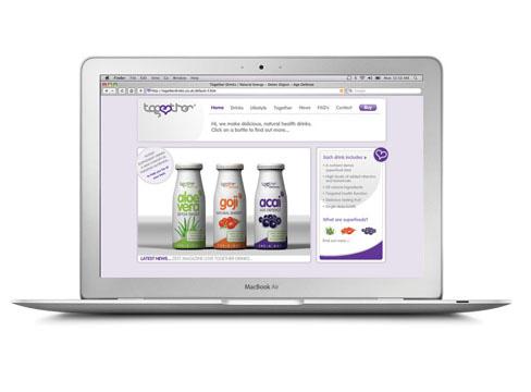 web design together e-commerce shop flash