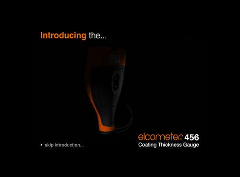 web design development website pure online new media elcometer 360 degree quicktime